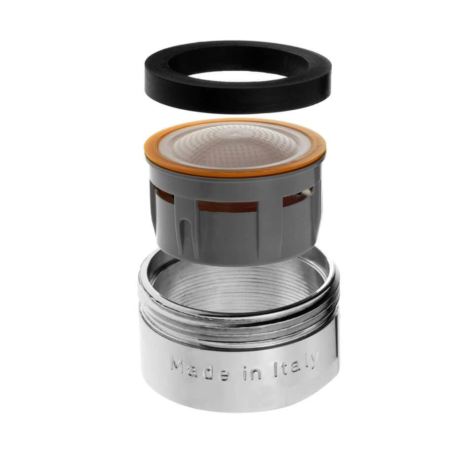 Aerator Terla FreeLime 2.5 l/min - Gwint M24x1 zewnętrzny - najbardziej popularny