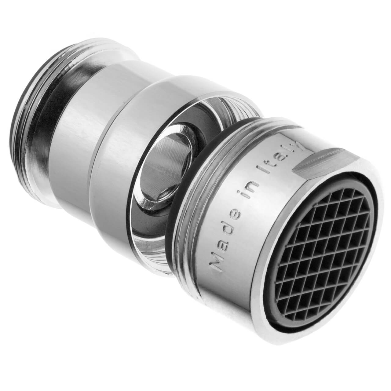 Przegub kulowy do baterii kuchennej Terla FreeLime - Gwint M24x1 zewnętrzny - najbardziej popularny