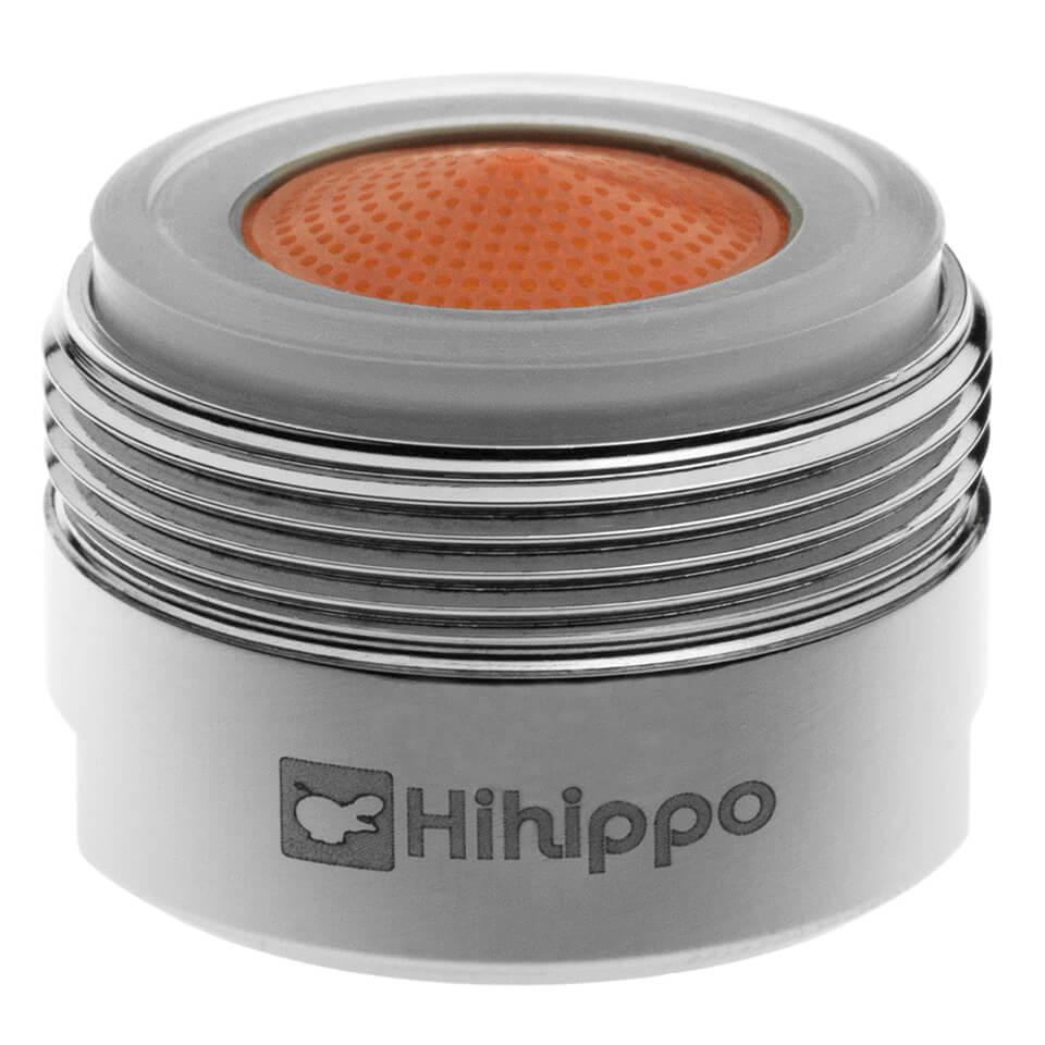 Aerator Hihippo HP 1.8 - 4.2 l/min start/stop - Gwint M24x1 zewnętrzny - najbardziej popularny