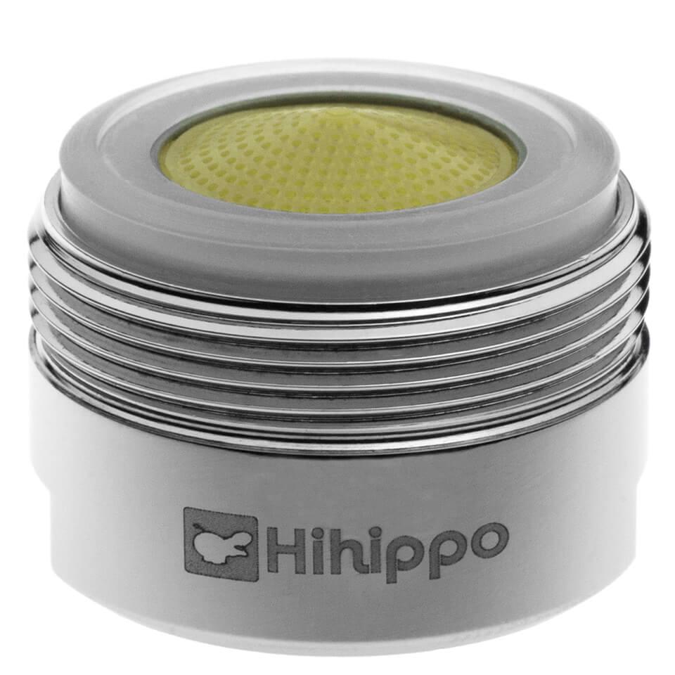 Aerator Hihippo SHP 3.8 - 8.0 l/min start/stop - Gwint M24x1 zewnętrzny - najbardziej popularny