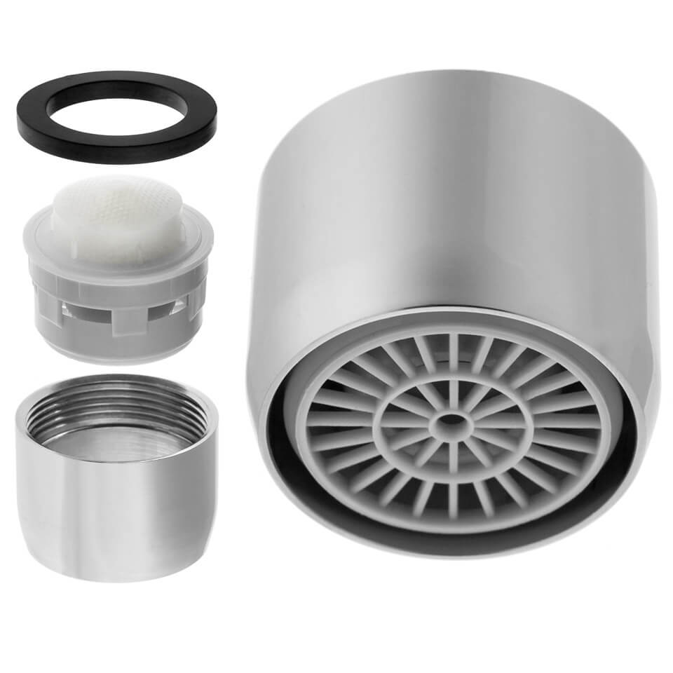 Aerator EcoVand 4 l/min - Gwint M22x1 wewnętrzny