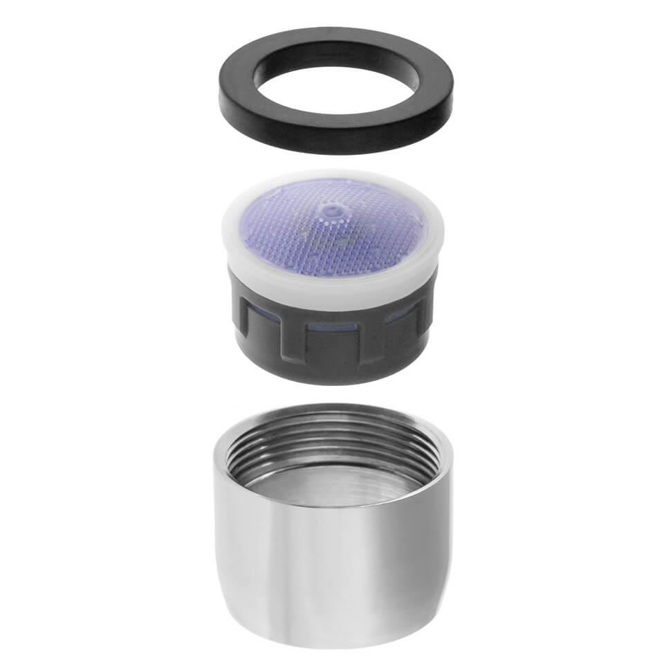 Aerator Neoperl perlator HC 3.8 l/min - Gwint M22x1 wewnętrzny