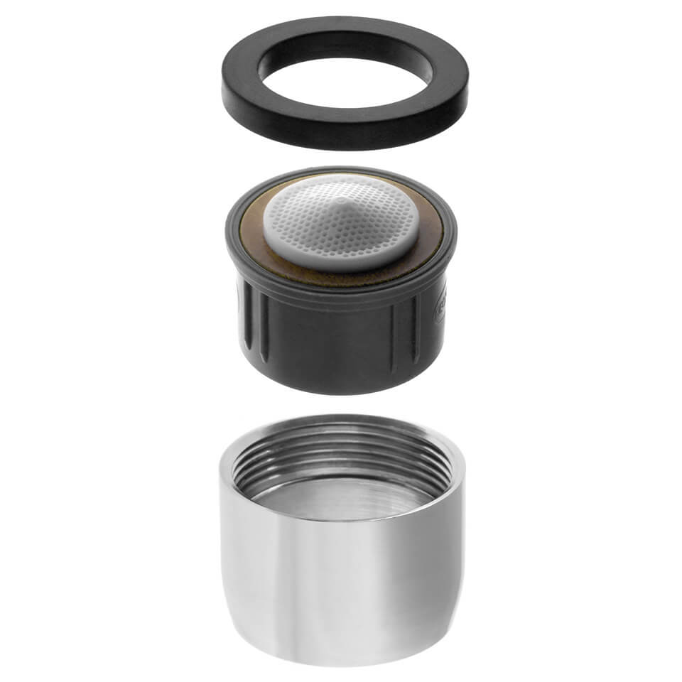 Aerator Neoperl perlator Spray 1.2 l/min - Gwint M22x1 wewnętrzny