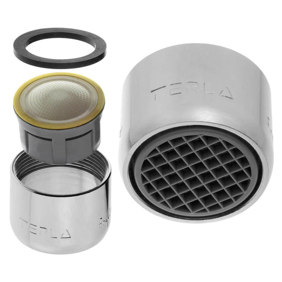 Aerator Terla FreeLime 1.7 l/min - Gwint M22x1 wewnętrzny