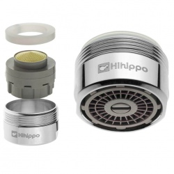 Aerator Hihippo regulowany SR 3.0 - 8.0 l/min